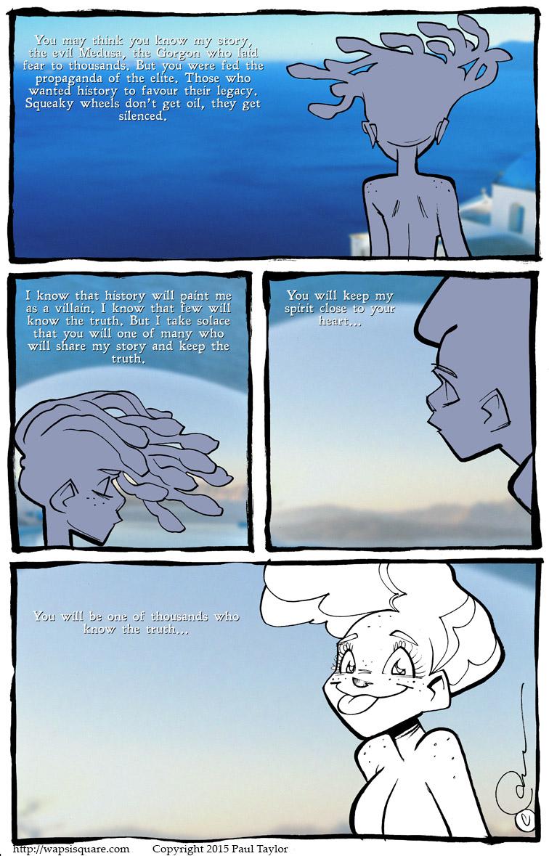 Medusa's Story